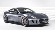 Jaguar C-X16 Concept : un coupé plus compact