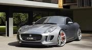 Jaguar C-X16 : Baby Jag' !