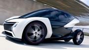 Opel RAK e Concept à Francfort : Entre auto et moto