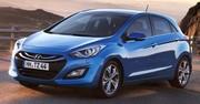 Premières images de la Hyundai i30