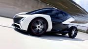 Citadine électrique Opel