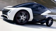 Salon de Francfort 2011 - Opel Urban Concept
