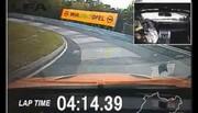 Ring Folies : les 7'14 de la Lexus LFA en vidéo