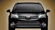 Toyota : l'Avensis restylée et la Yaris trois portes à Francfort