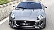 C-X16, un concept hybride non écolo chez Jaguar