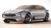 Kia GT Concept, de nouvelles photos