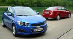 Essai Chevrolet Aveo Sedan : Pas si malle que ça