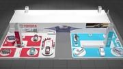 Toyota au salon de Francfort 2011 : Le stand Toyota comme si vous y étiez