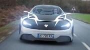 Tronatic Atmos, une voiture française virtuelle