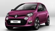 La Renault Twingo 2 restylée se dévoile dans une vidéo