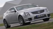 Essai Cadillac CTS-V Coupé : muscle car endimanchée