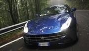 Essai Ferrari FF : la règle de quatre.