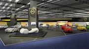 Opel au salon de Francfort 2011 : Le stand Opel comme si vous y étiez