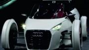 Audi Urban Concept : les détails techniques