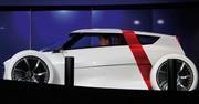 Audi urban concept : ode au carbone