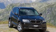 Essai BMW X3 xDrive20d
