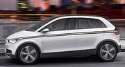 Audi A2, une électrique compacte et légère de 85 kW pour répondre à la BMW i3