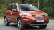 Essai Renault Koléos restylé: seconde chance