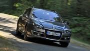 Essai Renault Laguna Estate restylée 2.0 dCi 180 GT4Control : sur des rails !