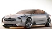 Kia GT : Propulsée vers l'avenir