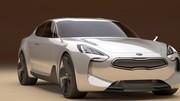 Kia GT concept : un V6 de 395 ch