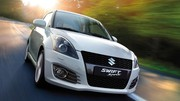 Suzuki Swift Sport : plus de photos