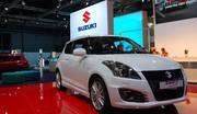 Suzuki Swift Sport : l'évolution en douceur