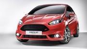 Ford Fiesta ST Concept : forte en gueule