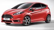 Ford Fiesta ST Concept : Fiesta en survêt' !