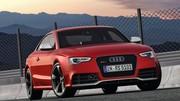 Audi RS5 restylée : Démonstration de force