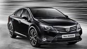 Toyota Avensis : révisée pour le salon de Francfort