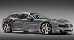 Fisker Surf : un break sportif hybride