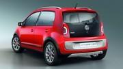 Volkswagen cross up! : La petite Volkswagen en version cinq portes