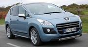 Essai Peugeot 3008 Hybrid4 200 ch : French tech
