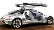 Mercedes F125! Concept : Hydrogène mon amour