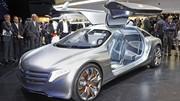 Mercedes F125 Concept : L'avenir du grand luxe…