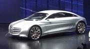 Mercedes F125, la vraie voiture du futur, zéro émission et 1000 km d'autonomie