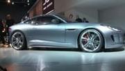 Concept Jaguar C-X16 en vidéo
