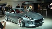 Jaguar CX-16 concept : baby Jag'
