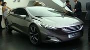 La Peugeot HX1, un futur haut de gamme au-dessus du haut de gamme ?