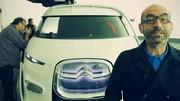 Citroën Tubik : Mouvement tubulaire
