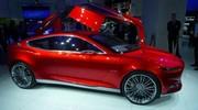 Concept Ford Evos, futur proche