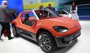 Volkswagen Concept Up : Buggy night !