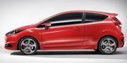 Ford Fiesta ST Concept : Bientôt une sportive dans la gamme Fiesta !
