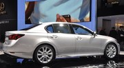 Lexus GS 450h: Lutte anti Muda