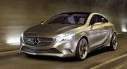 Mercedes Classe A Concept : à l'assaut du segment des compactes Premium