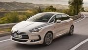 Citroën DS5 : Les tarifs enfin dévoilés !