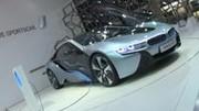 BMW i3 et i8 Concept en vidéo