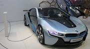 En visite sur le stand BMW