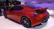 Toyota FT 86 II concept